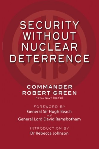 9781500776312: Security Without Nuclear Deterrence