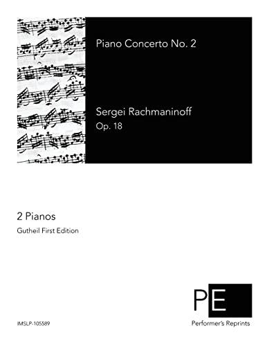 9781500793920: Piano Concerto No. 2
