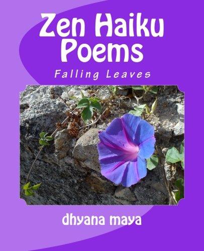 9781500794118: Zen Haiku Poems: Falling Leaves