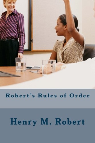 9781500809867: Robert's Rules of Order