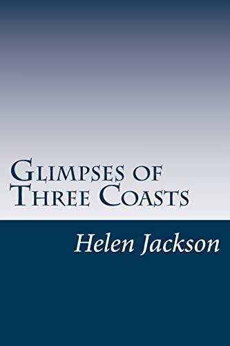 9781500812997: Glimpses of Three Coasts