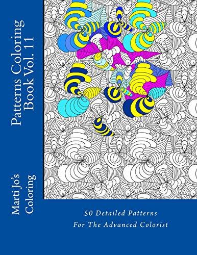 9781500814762: Patterns Coloring Book Vol. 11