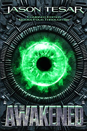 9781500814885: Combined Edition: The Awakened Books Four Through Six