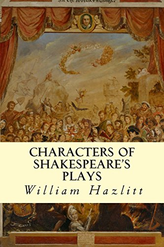9781500816490: Characters of Shakespeare's Plays