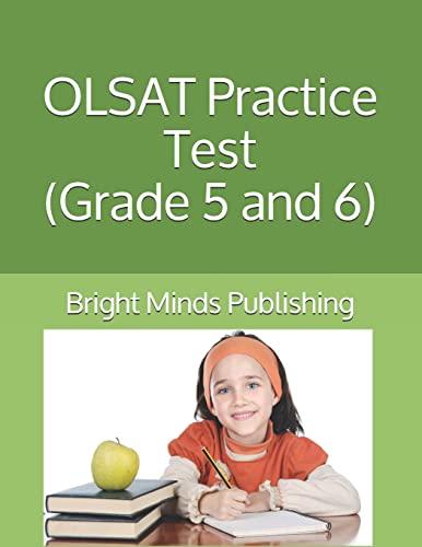 9781500817862: OLSAT Practice Test (Grade 5 and 6)