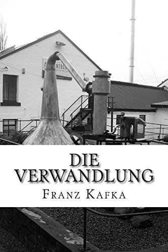 9781500830502: Die Verwandlung (German Edition)