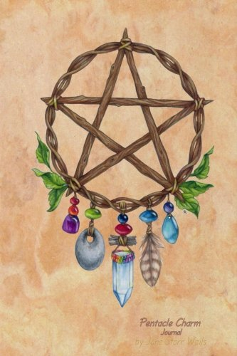 9781500849146: Pentacle Charm Journal: Cover art by Jane Starr Weils (Volume 1)