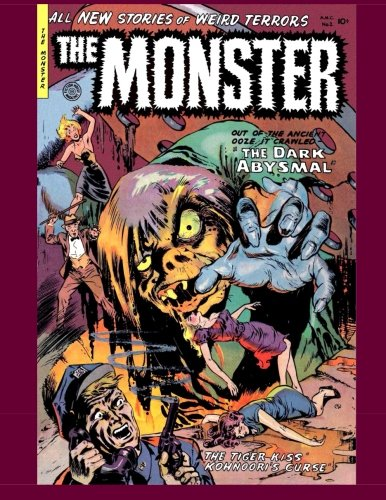 9781500858667: The Monster #2: Golden Age Horror Comic