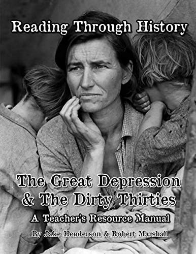 9781500862589: The Great Depression & The Dirty Thirties