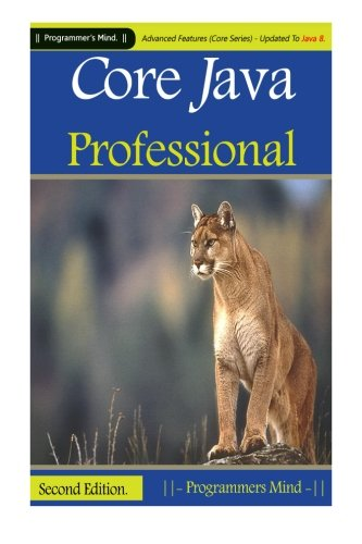 9781500865092: Core Java Professional: Advanced Features (Core Series) Updated To Java 8.