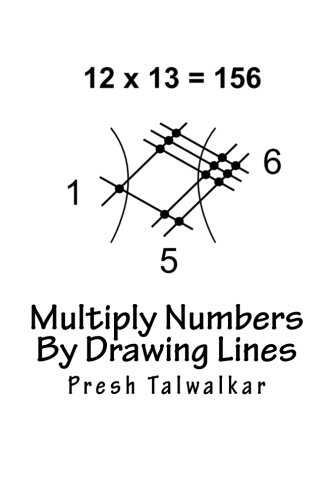 9781500866143: Multiply Numbers By Drawing Lines