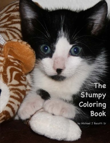 9781500871598: The Stumpy Coloring Book