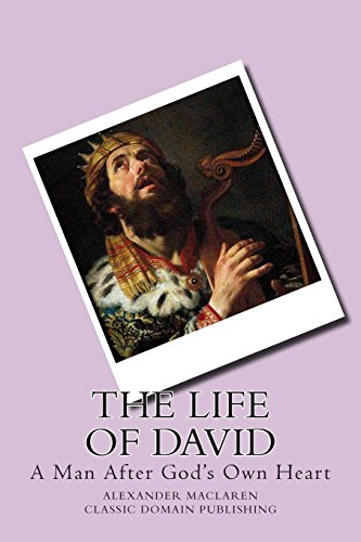 9781500881054: The Life Of David