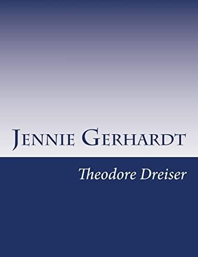 9781500881252: Jennie Gerhardt