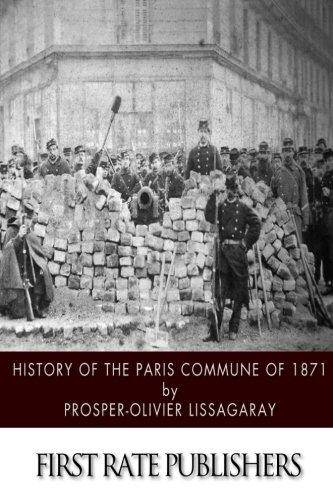 9781500882419: History of the Paris Commune of 1871