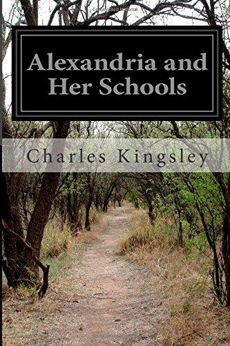 9781500895556: Alexandria and Her Schools
