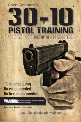 9781500897765: 30-10 Pistol Training