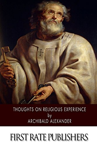 9781500899035: Thoughts on Religious Experience