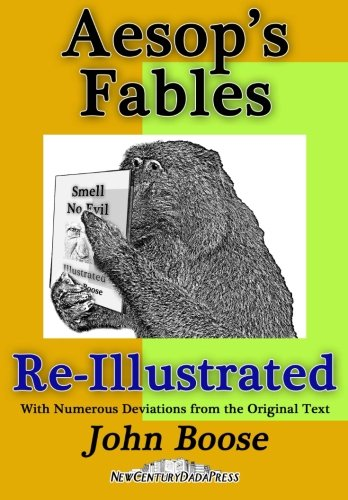 9781500900007: Aesop's Fables Re-Illustrated
