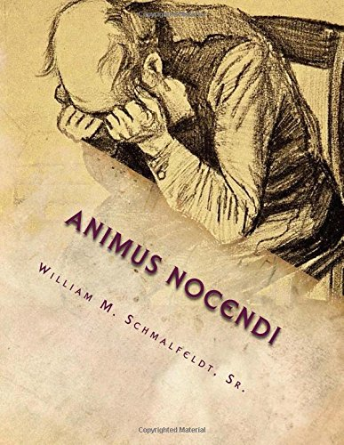 9781500906092: Animus Nocendi: