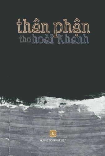9781500908553: Than Phan: Tho (Vietnamese Edition)