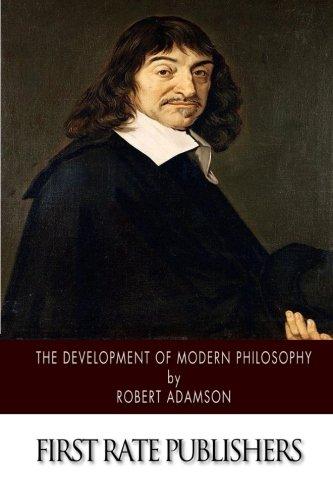 9781500910303: The Development of Modern Philosophy