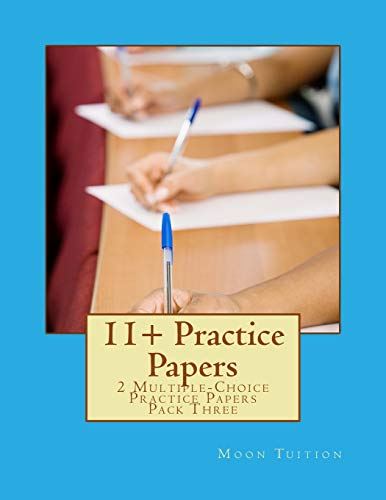 11+ Practice Papers - CEM: 2 Multiple-Choice: Tuition, Moon