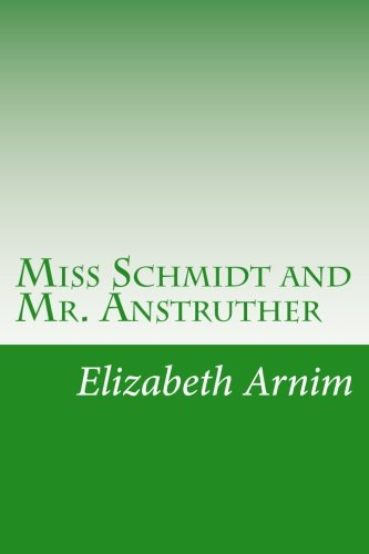 9781500918286: Miss Schmidt and Mr. Anstruther