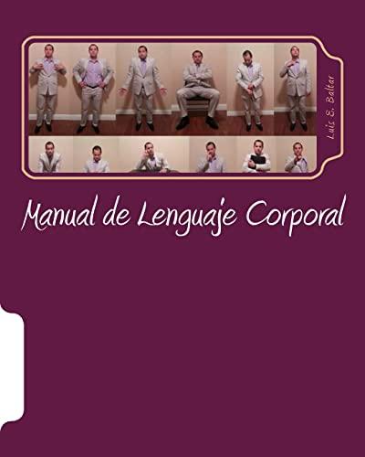 9781500924928: Manual de Lenguaje Corporal (Spanish Edition)