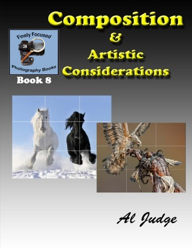 9781500926250: Composition & Artistic Considerations (Finely Focused Photography Books) (Volume 8)