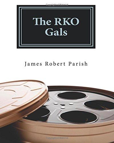 9781500928063: The RKO Gals