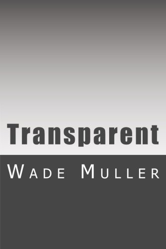 9781500929596: Transparent: A Collection of Poems