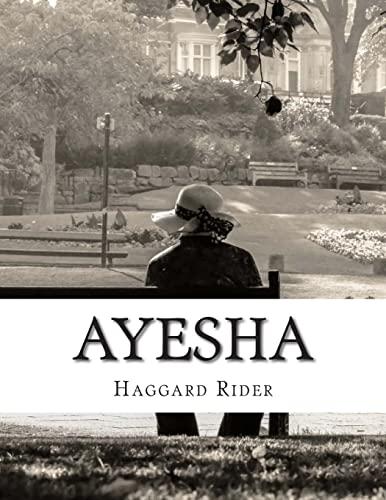 9781500948795: Ayesha