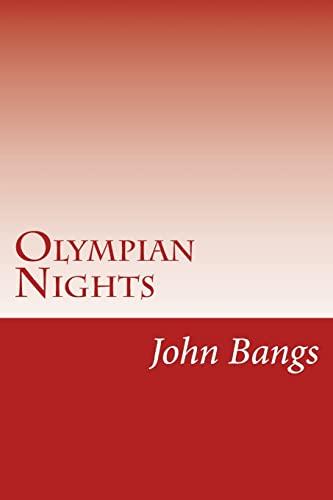 9781500955984: Olympian Nights