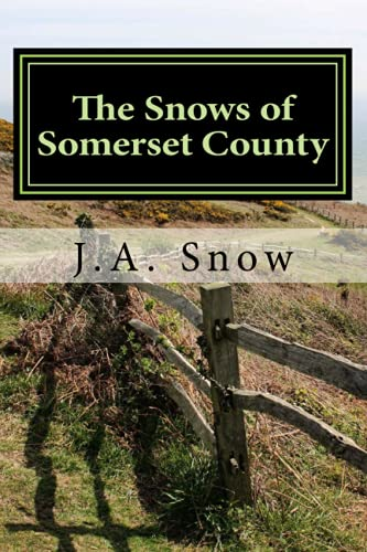 9781500960391: The Snows of Somerset County (An American Family) (Volume 1)