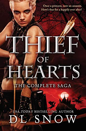 Thief of Hearts - The Complete Saga: Slayer Tales (Volume 1): Snow, D.L.