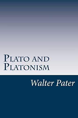 9781500976651: Plato and Platonism