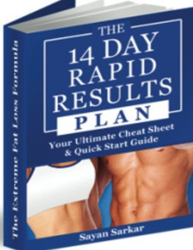9781500981266: The 14 Day Rapid Results Plan