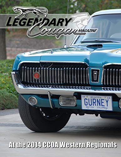 9781500982232: Legendary Cougar Magazine at the 2014 CCOA Western Regionals