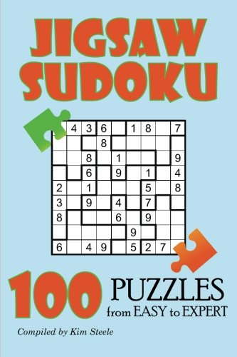 9781500983963: Jigsaw Sudoku: 100 Puzzles from Easy to Expert