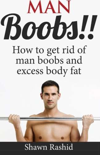 Man Boobs!! How to get Rid of Man Boobs and Excess Body Fat: Shawn Rashid