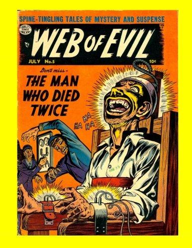 9781500984731: Web Of Evil #5