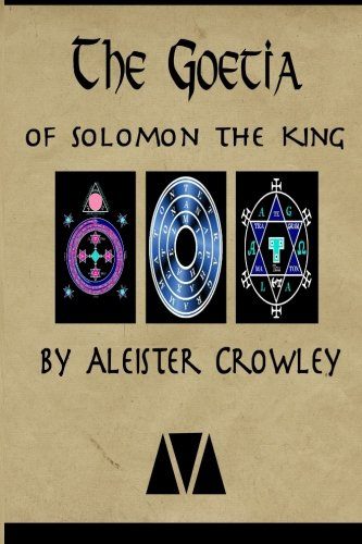 9781500990404: The Goetia of Solomon the King