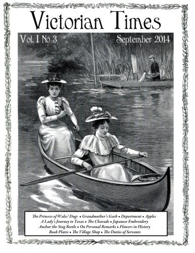 9781500991289: Victorian Times - September 2014
