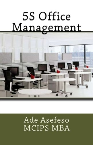 5s Office Management (Paperback): Ade Asefeso MCIPS