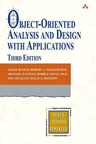 9781500995195: Object-Oriented Analysis and Design with Applications (3rd Edition)