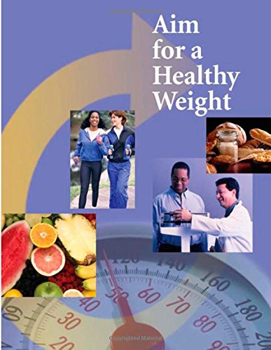 9781500995850: Aim for a Healthy Weight