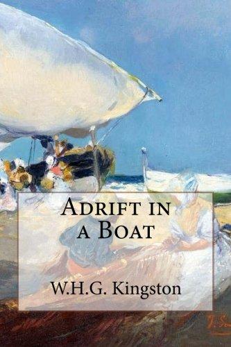 9781501004421: Adrift in a Boat