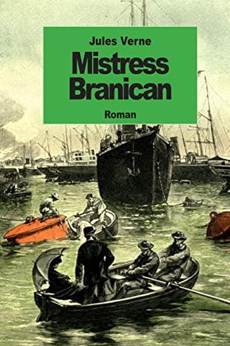 9781501010729: Mistress Branican