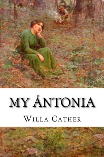 The use of imagery in the book my antonia by willa cather